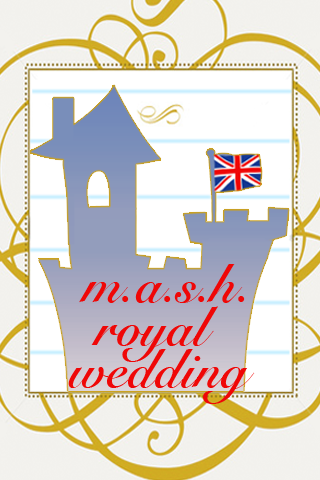 Screenshot M.A.S.H. Royal Wedding