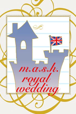 Screenshot M.A.S.H. Royal Wedding